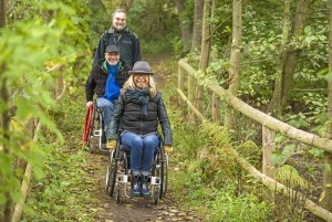 In national parks, biosphere reserves and nature parks nature can be experienced at first hand. Guided tours with rangers are also possible for people with disabilities.
