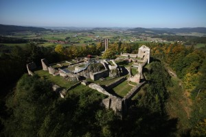 Ruins of Runding Castle