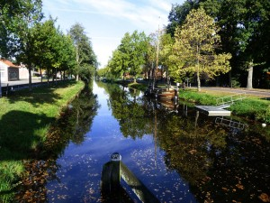Canal on the Elisabeth Fen (Elisabethfehn)
