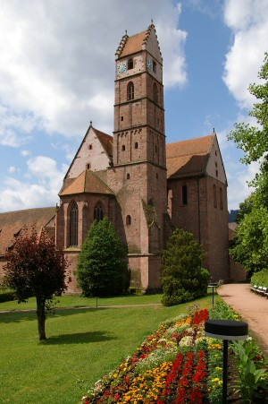 Abbey of Kurgartenhochbess