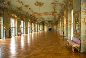 Queen Luise Route - Castle Charlottenburg Berlin