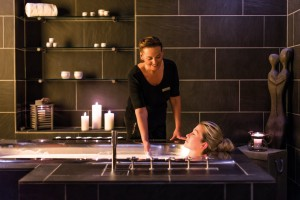 Thalasso therapy treatment at bade:haus Norderney