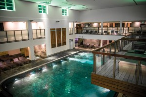 bade:haus Norderney – exercise pool