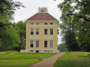 Luisium House in the Garden Kingdom of Dessau-Wörlitz