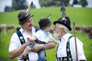Traditions in Nagelfluhkette Nature Park