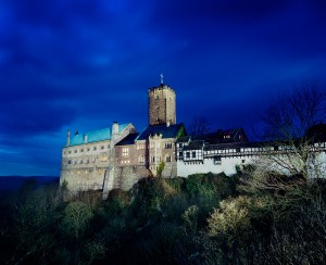 On the Trail of Strong Women, Wartburg Castle