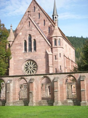Hirsau Abbey, St. Mary's Chapel