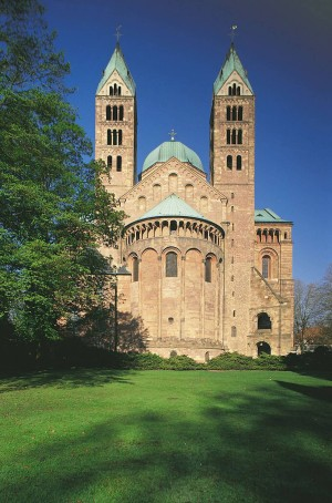 Speyer, cathedral