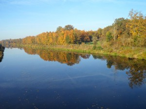 Havel Canal near Karpzow