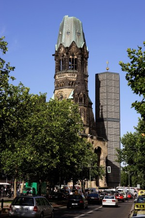 Berlin, Memorial Church