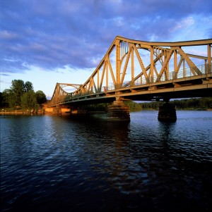 Potsdam, Glienicke Bridge