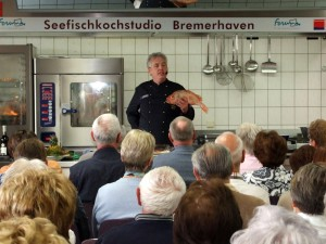 Bremerhaven, Sea fish cooking studio
