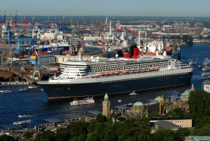 Hamburg, Queen Mary II