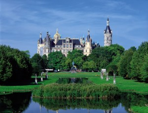 Schwerin, Castle on the lake