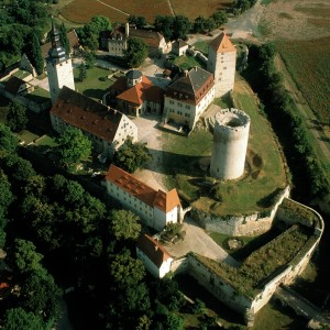 Querfurt, castle and Romanesque Route