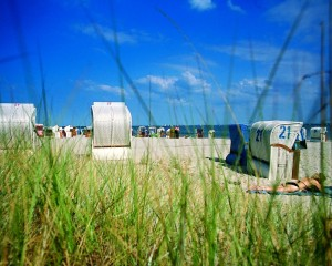 Schleswig-Holstein, summer, sun and sand