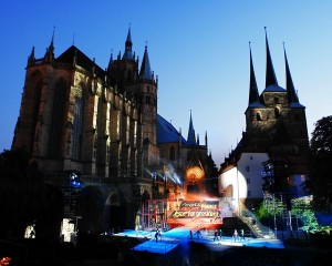 Erfurt, 'Jesus Christ Superstar 2005'
