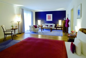 Hotel Louis C. Jacob, junior suite