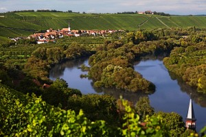 The Franconia wine region