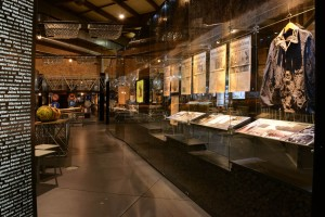 Das Erbe exhibition – memorial to fallen miners