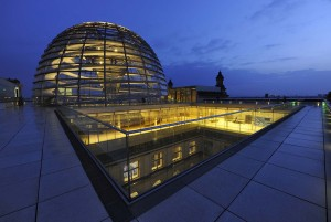 Berlin: Dome of the Reichstag