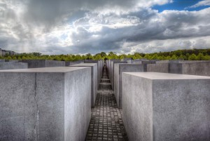 Berlin: Holocaust-Mahnmal