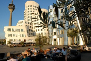Gehry Buildings in the 'MedienHafen'
