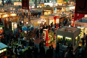 Frankfurt am Main, book fair