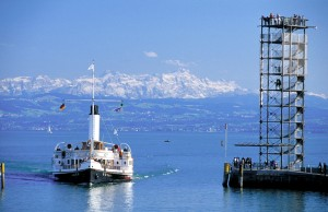 Friedrichshafen/Lake Constance: Viewpoint tower