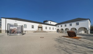 Schweinfurt: Kunsthalle art gallery at the Ernst Sachs baths
