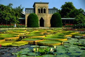 Stuttgart, Wilhelma zoological and botanical gardens