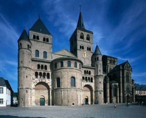 Trier, cathedral and Church of Our Lady