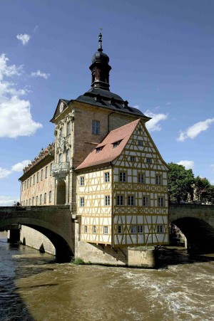 Bamberg Old Town