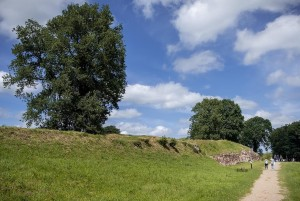 Busdorf: UNESCO Haithabu, colony of vikings;Danewerk