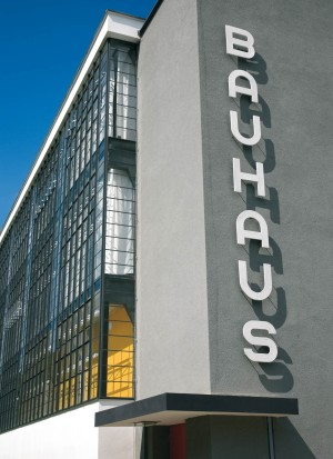 Bauhaus and the masters' houses in Dessau-Rosslau