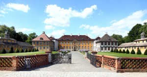 Oranienbaum Palace in the Garden Kingdom of Dessau-Wörlitz