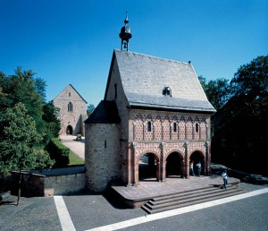 Carolingian gatehouse at Lorsch Abbey