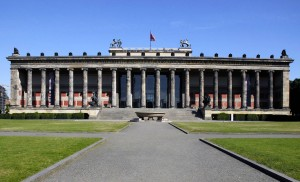 Old National Gallery, Museum Island, Berlin-Mitte