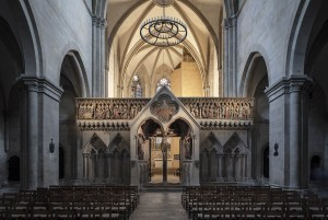 Naumburg: west choir, Naumburg Cathedral of St. Peter and St. Paul