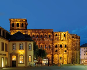 Roman monuments, cathedral and Church of Our Lady in Trier