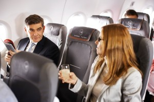 Lufthansa Business Class on short and medium-haul routes